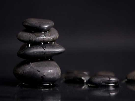 Hot Stone Massage at Green Sky Massage