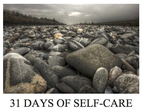 31 Days of Self-Care by Nicole Greenhouse of Green Sky Massage
